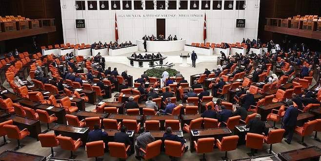 Yargıyla ilgili değişiklik kanun tasarısı Meclis'te