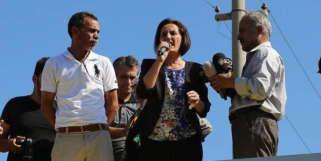 PKK kamplarına giden HDP'li eski vekile hapis istemi