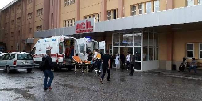 Tarlada çalışanların üzerine yıldırım düştü: 2 ölü, 6 yaralı