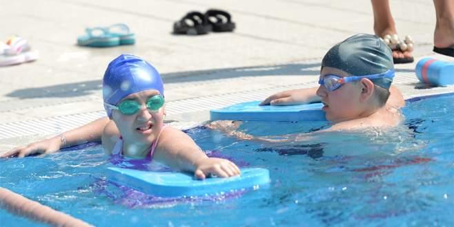 Yaz spor okulları coşkusu başladı