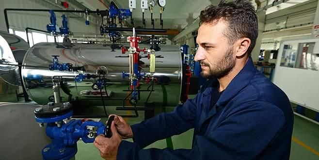 İlk akredite 'Enerji Ölçüm Laboratuvarı' BTSO'dan