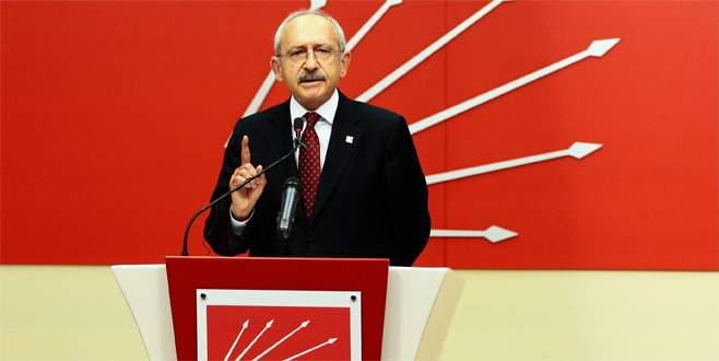 Kılıçdaroğlu: Berberoğlu'nun tutuklanmasını asla ve asla kabul etmiyoruz