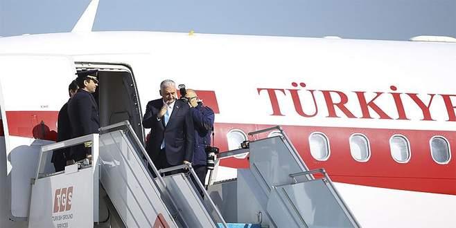 Başbakan Yıldırım Yunanistan'a gidecek