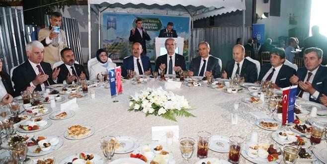 Ankara'da Bursa rüzgarı