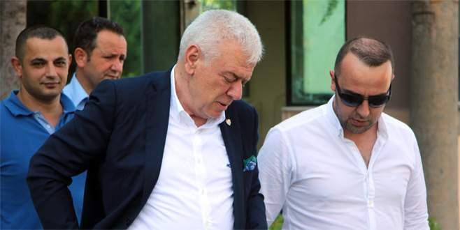 Başkan Ali Ay'dan suç duyurusu