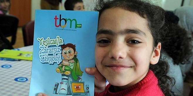 11 milyon öğrenciye bağımlılık eğitimi verildi