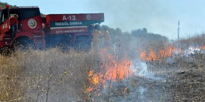 'Yangınlara karşı hazırız'