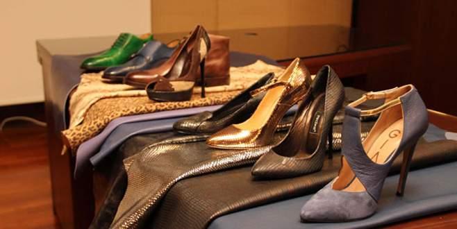 Rusya'ya ayakkabı ihracatında % 500 artış