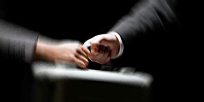 Bursa'daki rüşvet operasyonunda 2 tutuklama