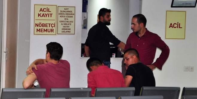 Manisa'da 50 asker, gıda zehirlenmesi şüphesiyle hastaneye kaldırıldı