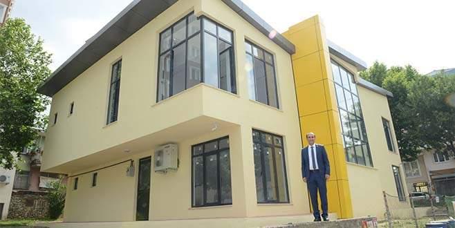 Davutdede'ye modern mahalle konağı