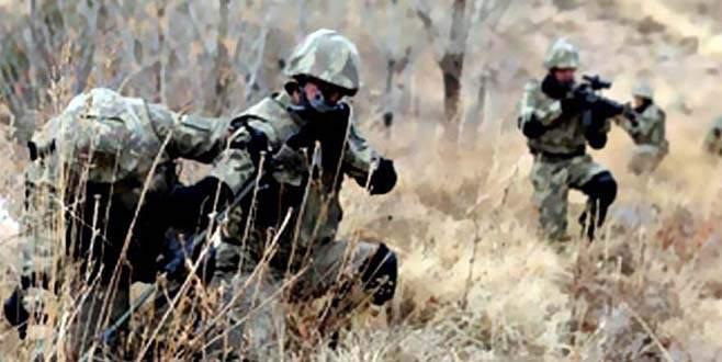 Kuzey Irak'ta hain tuzak: 2 asker yaralı