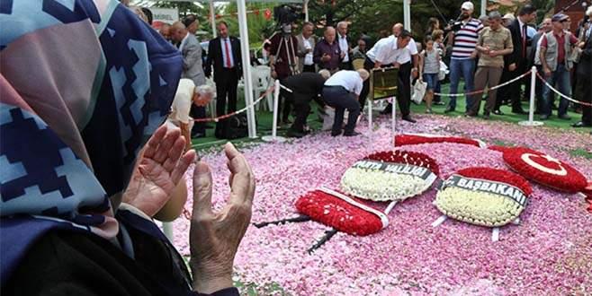 Demirel için İslamköy'de anma töreni