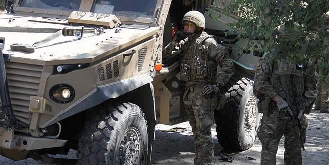 ABD askerlerine saldırı