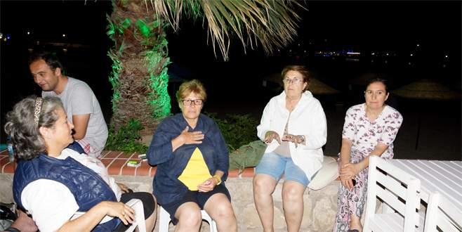 Ege Denizi'nde şiddetli iki deprem
