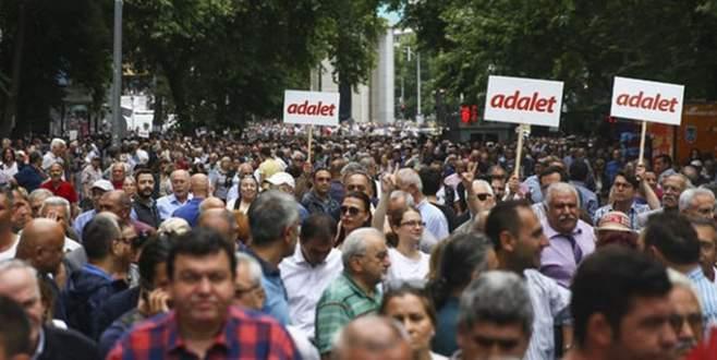 Kılıçdaroğlu'nun yürüyüşünde partililerden biri hayatını kaybetti!
