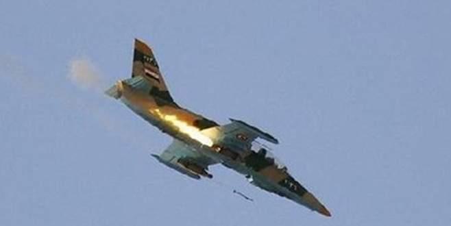 ABD, Suriye Ordusu'na ait uçağı vurdu