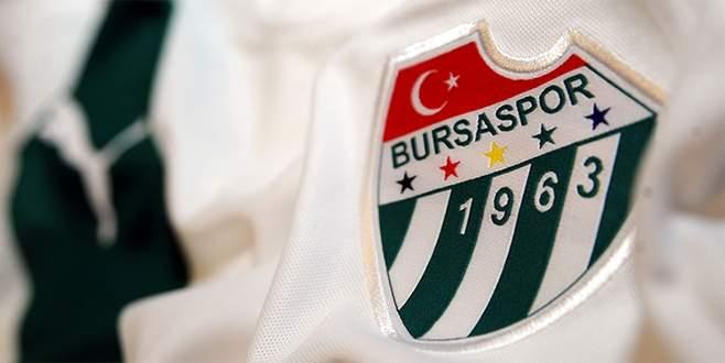 Bursaspor'dan önemli uyarı!