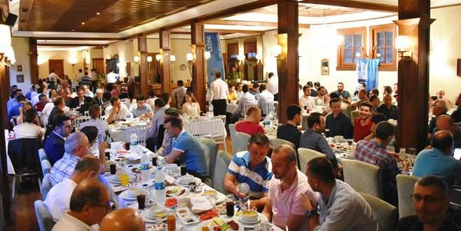 100'üncü yılını kutlayan Leoni'den çalışanlarına iftar
