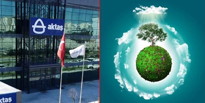 Aktaş Holding 648 ağacı kurtardı