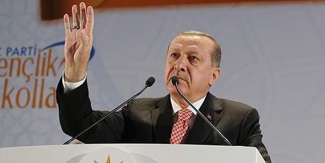 Erdoğan: 'İstismarla adalet aranmaz'