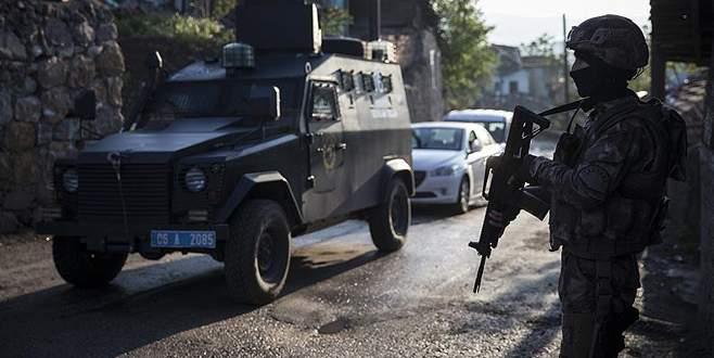 Ankara'da 3 bin polisle uyuşturucu operasyonu!