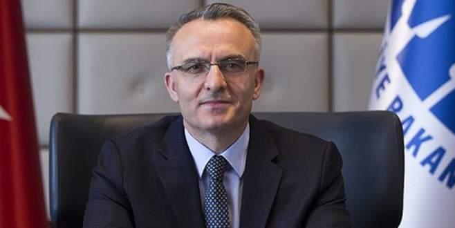Maliye Bakanı Ağbal borçluları uyardı