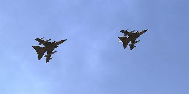 ABD uçağı Suriye'de 'rejim yanlısı' İHA düşürdü