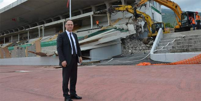 'Bursaspor'un anıları yaşayacak'