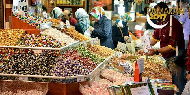 Bayramda ağızlar 250 milyon liralık şekerle tatlanacak