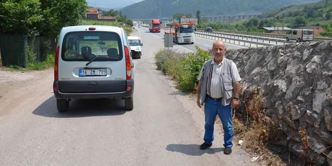 Trafik sorununun çözülmesini istiyorlar