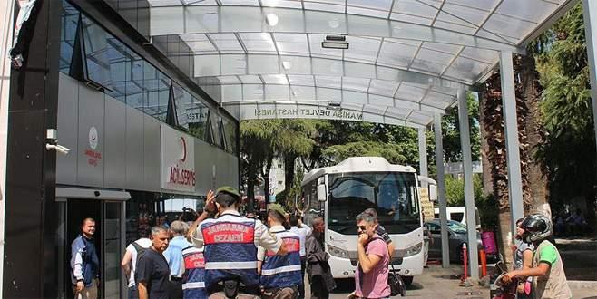 Manisa'daki gıda zehirlenmesinde 6 asker gözaltına alındı