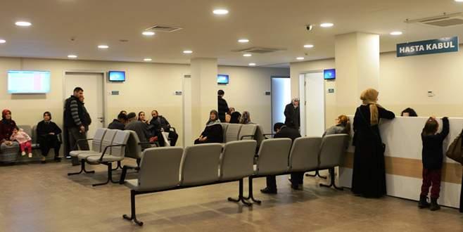 DOSAB Semt Polikliniği'ne vatandaşlardan yoğun ilgi