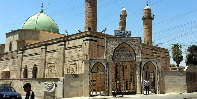 DEAŞ, Musul'daki Nuri Camisi'ni havaya uçurdu
