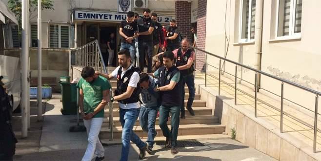 Bursa'daki helikopter destekli uyuşturucu operasyonunda yeni gelişme