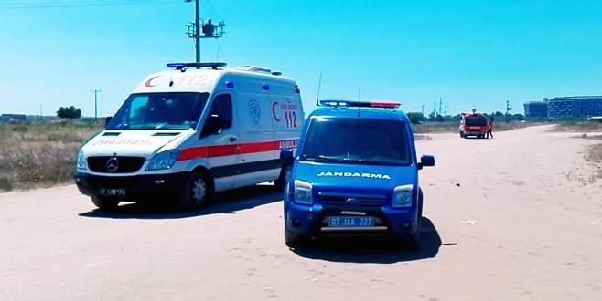 Antalya'yı alarma geçiren ihbar