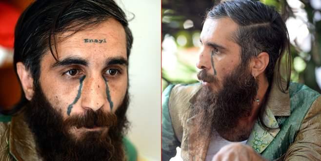 'Enayi' dövmeli şahıs konuştu: Uyuşturucu satıcısı değil, sokak gözlemcisiyim