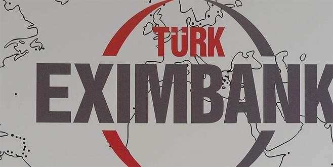 Eximbank'tan 186,5 milyon Euro'luk anlaşma