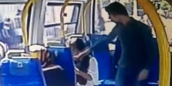 Şortlu kızı darp eden saldırgan tutuklandı