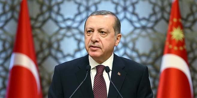 Erdoğan: 'İspatlayamazsanız namustan yoksunsunuz'