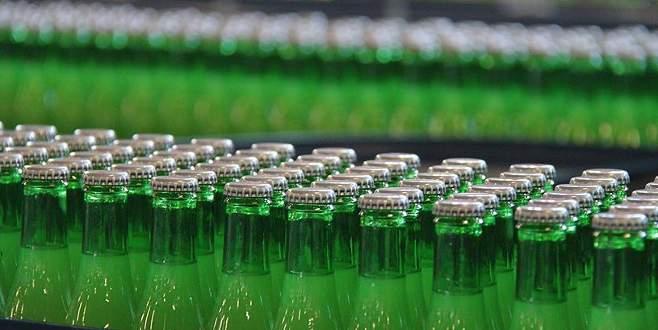 Günde 16 milyon şişe maden suyu tükettik