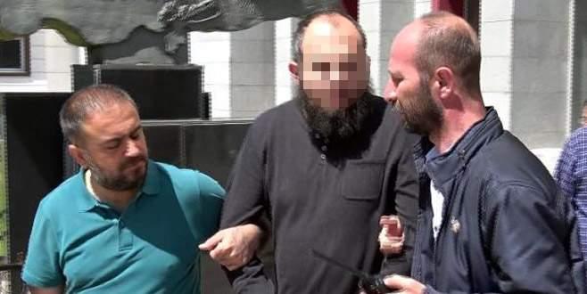 Tüfekle 2 çocuğu yaralayan zanlı tutuklandı