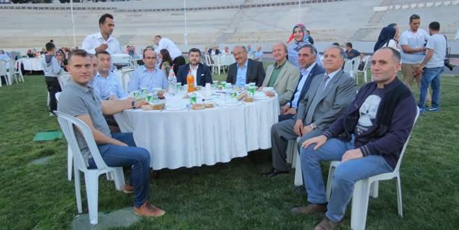 DAĞ-DER'den iftar