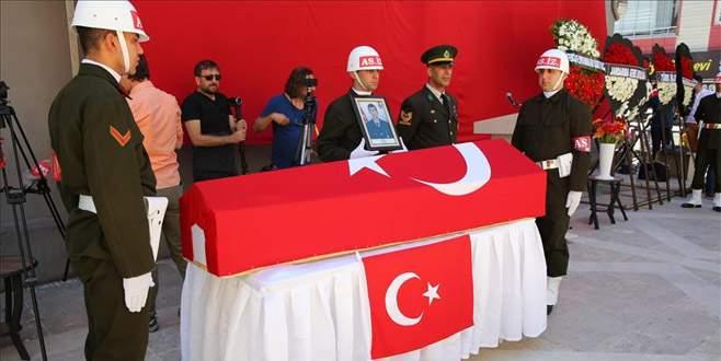 Bitlis şehidine son görev