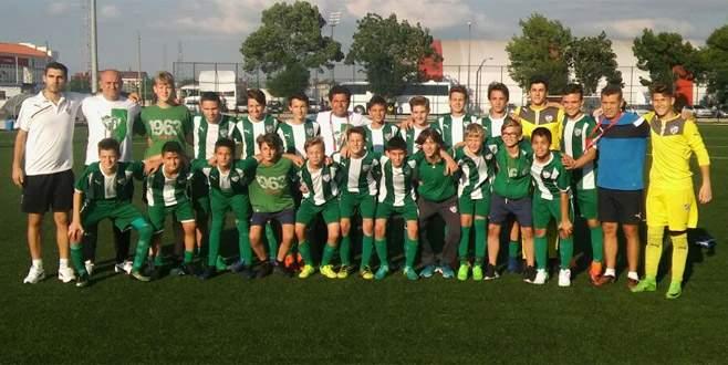 Bursaspor U13 finalde