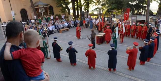 Şehit Padişah Bursa'da dualarla anıldı