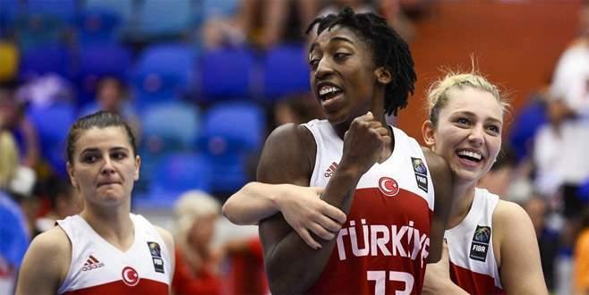 Türkiye, Dünya Şampiyonası'nı garantiledi