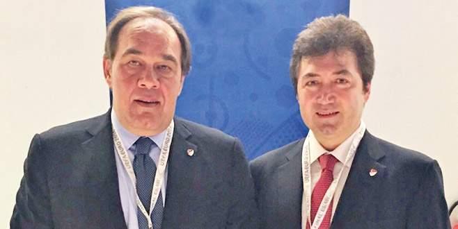 Mustafa Çağlar'a uluslararası görev