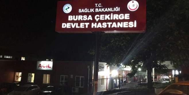 Bursa'da 10 asker yedikleri yemekten rahatsızlandı