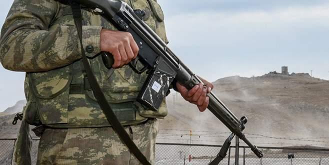 Hakkari'de terör saldırısı: 1 şehit